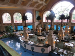Officially arrived to the Atlantis. Not too shabby.